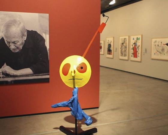 Joan Miró: a Força da Matéria