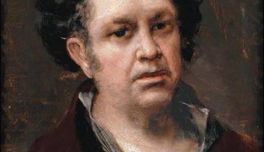 Autorretrato, Francisco de Goya
