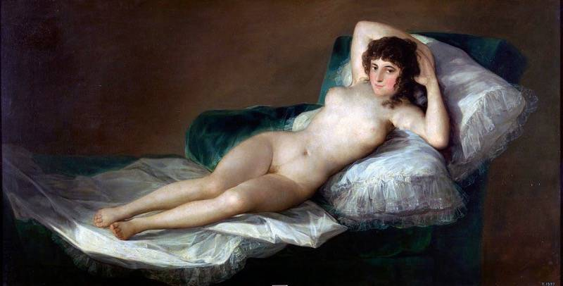 Francisco De Goya Historia Das Artes