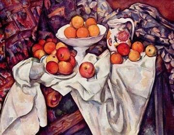 Maçãs e Laranjas, Paul Cézanne