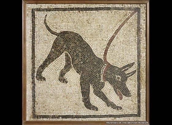 Técnicas artísticas: o mosaico