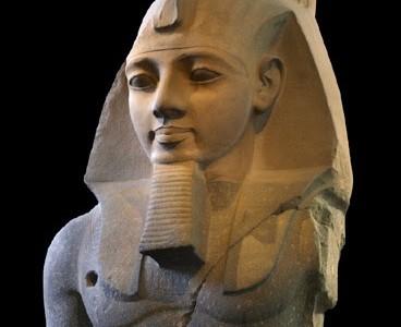 Escultura na Arte Egípcia