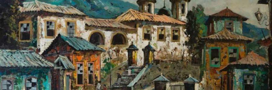 Durval Pereira: Impressões Brasileiras 100 anos