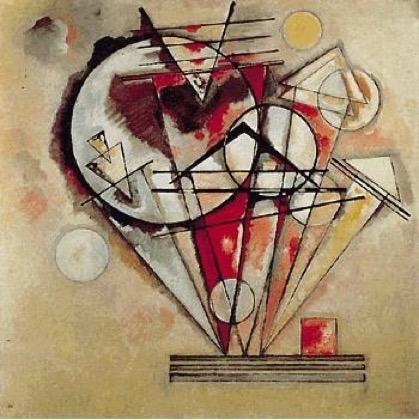Reflexão de Kandinsky