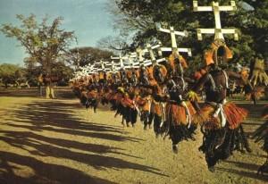 Ritual Kanaga