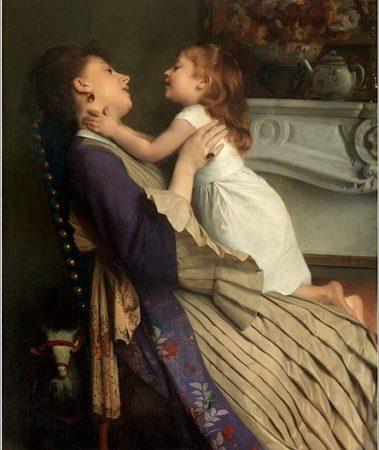 Retrato de Mães e Filhos