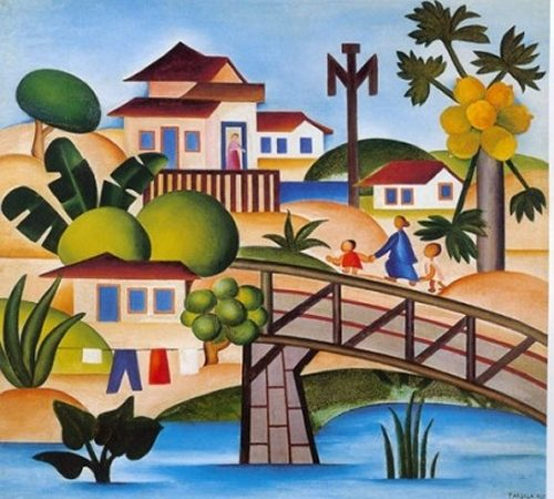 Desdobramentos do Cubismo no Brasil