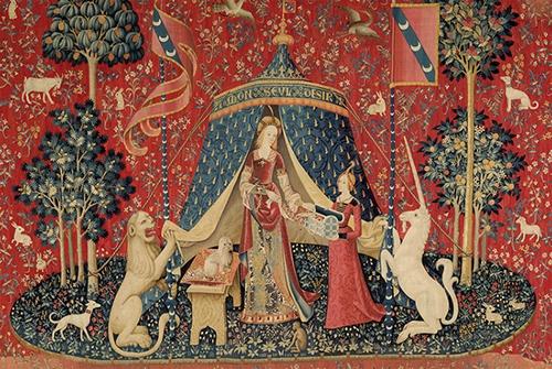 Técnicas artísticas: a arte têxtil