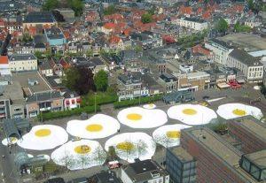 Intervenção Urbana em Leeuwarden - Holanda