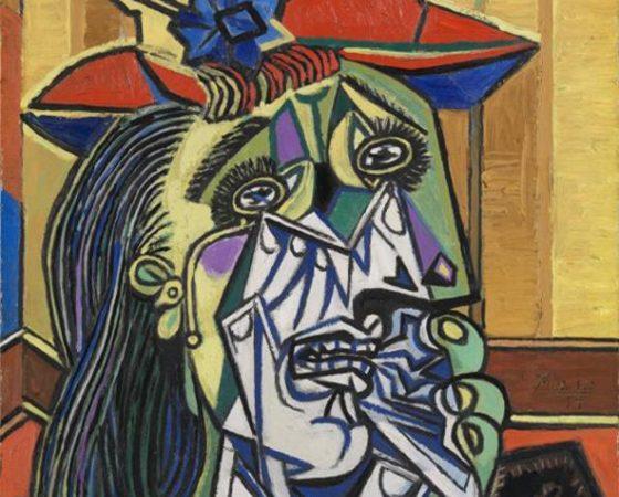 Mulher Chorando Pablo Picasso Historia Das Artes