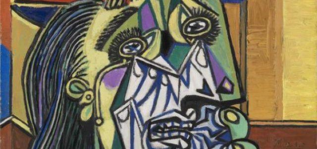 Mulher Chorando, Pablo Picasso