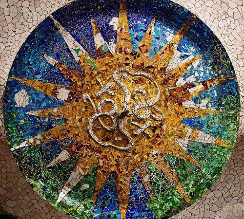 Exposição Gaudí, Barcelona 1900
