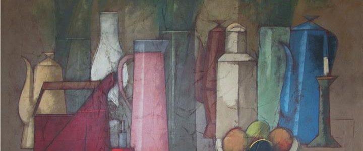 Carlos Scliar, da reflexão à criação
