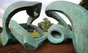 O Espelho da Natureza - Henry Moore