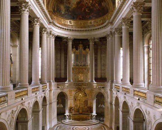 Chapelle Royale do Château de Versailles