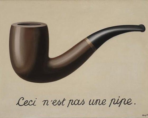 A Traição das Imagens, René Magritte