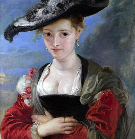 O Chapéu de Palha, Rubens