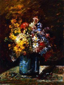Varias Flores - 1924 - Adolphe Monticelli