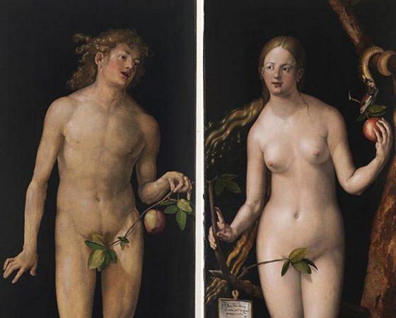 Adão e Eva, Albrecht Dürer