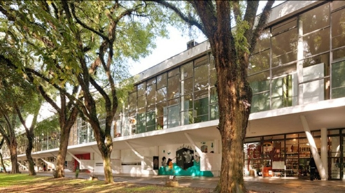 Museu Afro Brasileiro de São Paulo