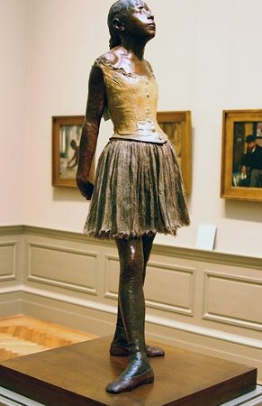 Edgar Degas e as Bailarinas