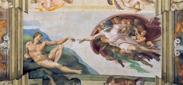 Teto da Capela Sistina, Michelangelo