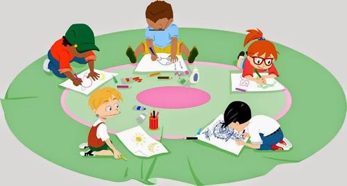 Entendendo O Desenho Infantil Historia Das Artes