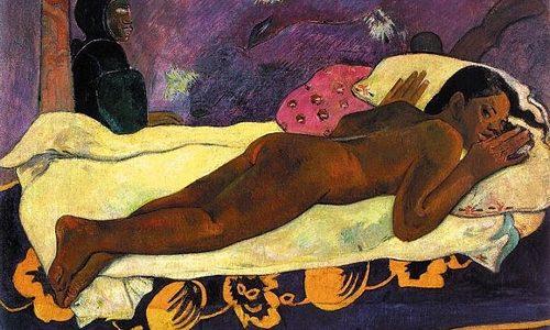 Manao Tupapau – O Espírito dos Mortos em Vigília – 1892