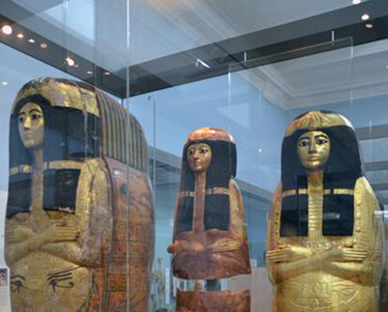 Mumificação, British Museum