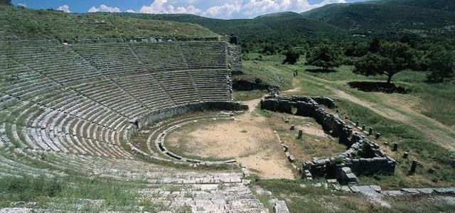Dodona, oráculo de Zeus