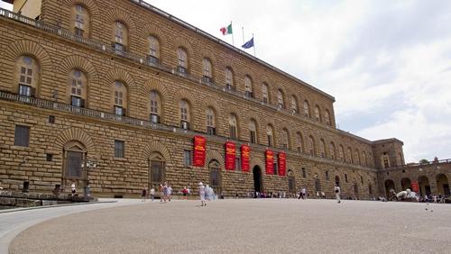 Palácio Pitti: vários museus em um único lugar