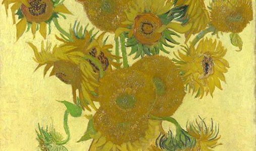 Girassóis, Van Gogh
