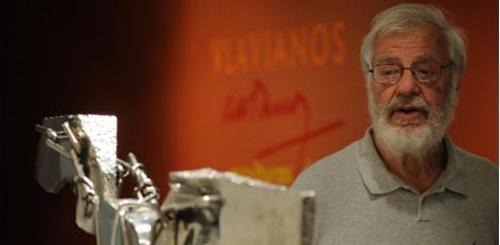 Vlavianos: Trajetória – Exposição na Estação Pinacoteca