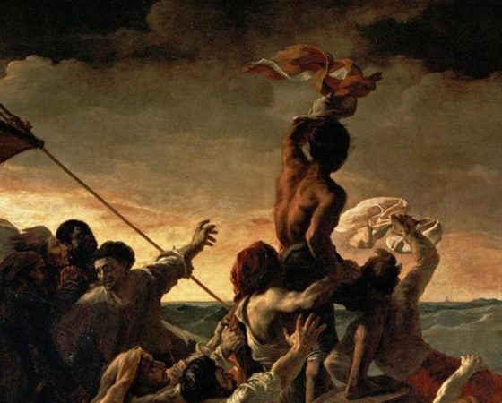 A Jangada da Medusa, Théodore Géricault