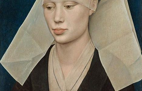 Retrato de uma Senhora, Rogier van der Weyden