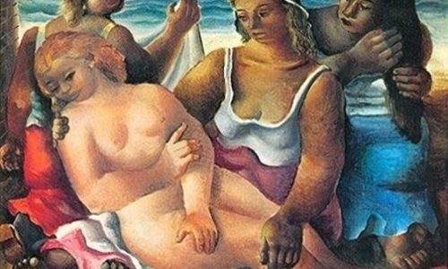 Nascimento de Vênus –  Di Cavalcanti