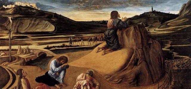A Agonia no Horto, Giovanni Bellini
