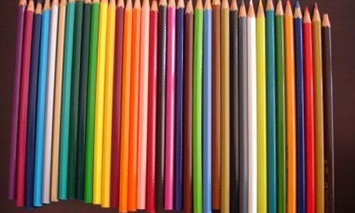 Pintando com Lápis de Cor