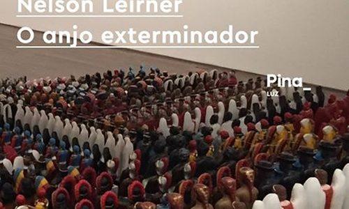 Exposição de Nelson Leirner na Pinacoteca de São Paulo