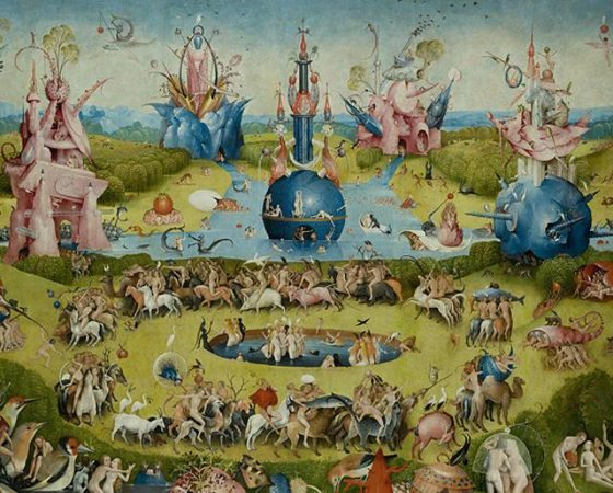 O Jardim das Delícias, Hieronymus Bosch