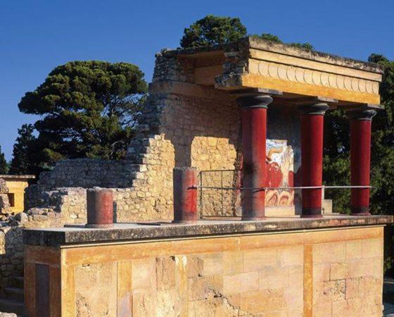 Palácio de Cnossos