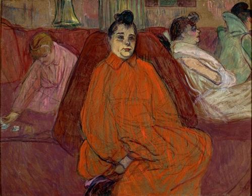 Toulouse-Lautrec em Vermelho no MASP