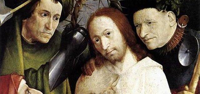 Coroação de Espinhos, Hieronymus Bosch