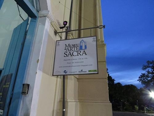 Museu de Arte Sacra de Mato Grosso – MASMT
