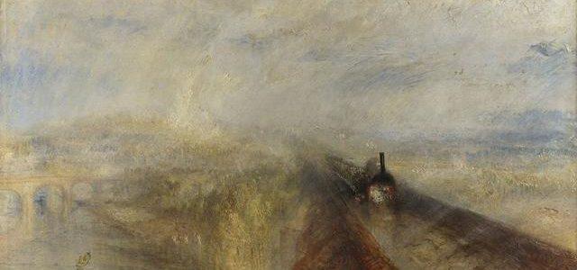 Chuva, Vapor e Velocidade, J.M.William Turner