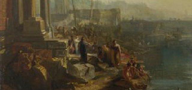 Dido Construindo Cartago, J.M.William Turner