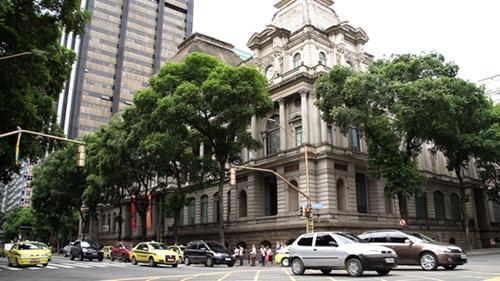 Museu Nacional de Belas Artes – Rio de Janeiro