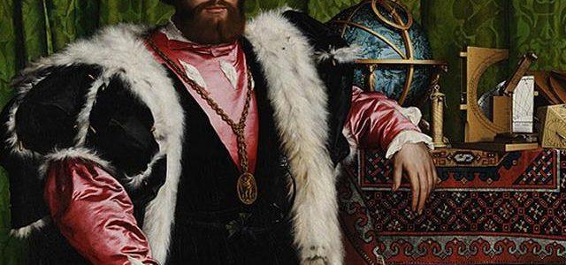 Os Embaixadores, Hans Holbein, o Jovem