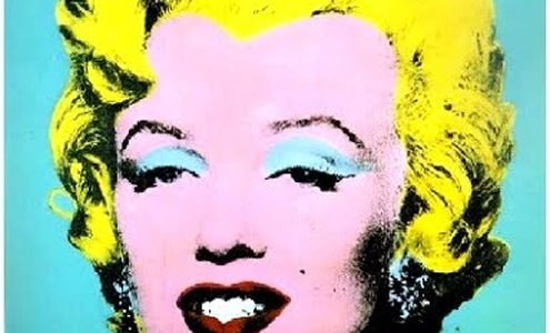 Marilyn, Andy Wahrol
