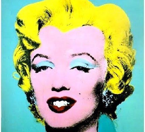 Marilyn – Andy Wahrol